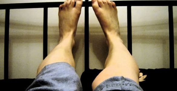 slaapgebonden bewegingsstoornissen