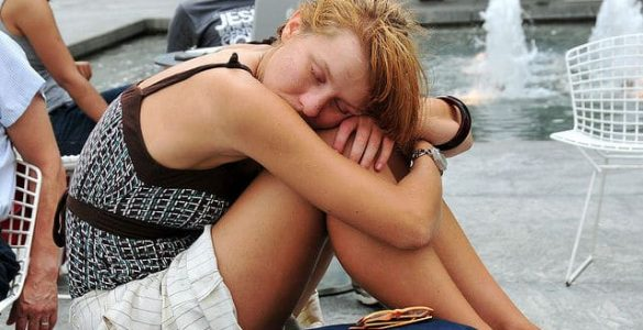 slaperigheid overdag