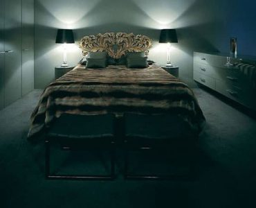 slaapkamer inrichting