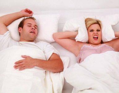 tips tegen snurken