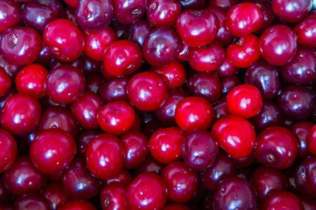 kersensap - Sleep tip: Drink cherry juice