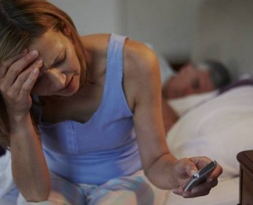 stress slaapproblemen