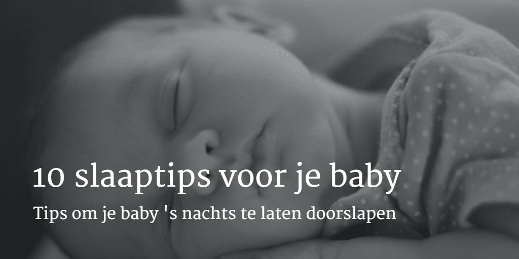 baby slaaptips