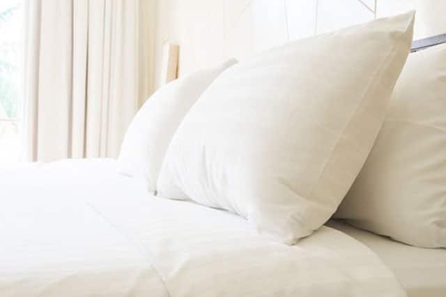 Koop een nieuw hoofdkussen - Sleep tip: Buy a new pillow