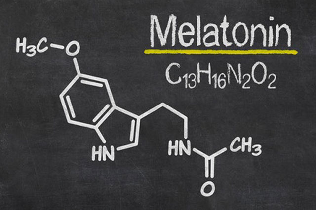 Probeer melatonine - SLEEP TIP: TRY MELATOLIN