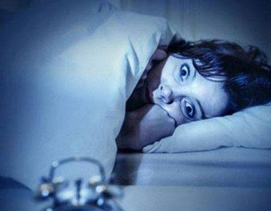 Slaapstoornissen test