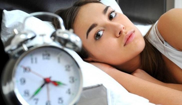 Slaapproblemen met inslapen