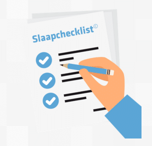 slaapchecklist 1 - HAVE A PERFECT SLEEP IN 7 STEPS