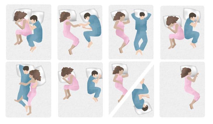 slaapposities
