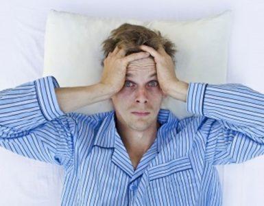 stress slapeloosheid
