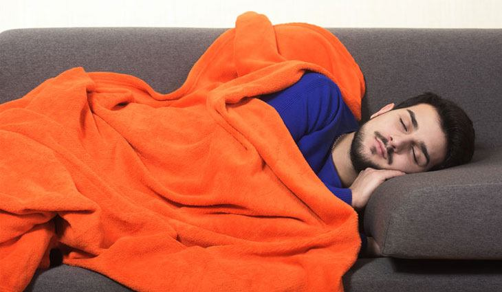 Bank slapen - Weekend break: Why Lazy on sundays makes you tired on monday