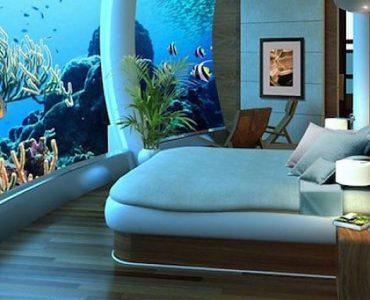 slaapkamers met de mooiste uitzichten