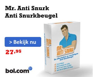 Mr. Anti Snurk - Anti Snurkbeugel