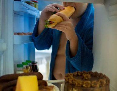 overgewicht slaaptekort