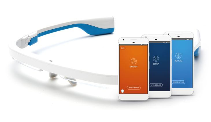 ayo - AYO Light Therapy Goggles & App