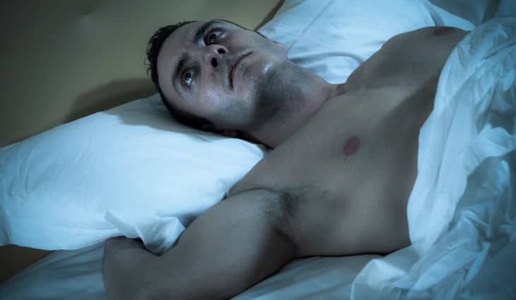 moe maar niet kunnen slapen - Tired of being unable to sleep