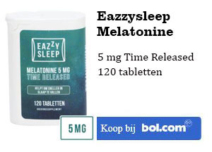 Eazzysleep melatonine kopen