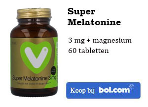 Super Melatonine kopen 3 mg