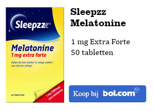 melatonine kopen 1mg Sleepzz