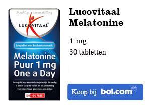 melatonine kopen 1mg lucovitaal (1)