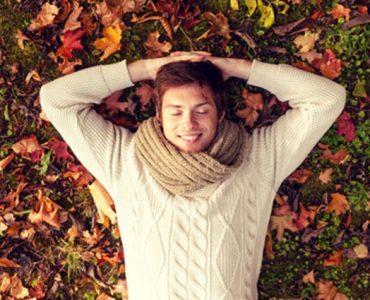 slapen in de herfst