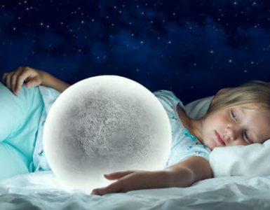 slecht slapen volle maan