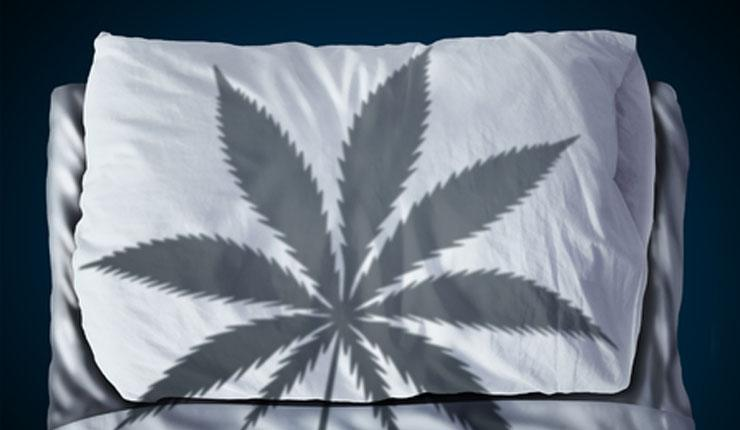 Cannabis en slapen