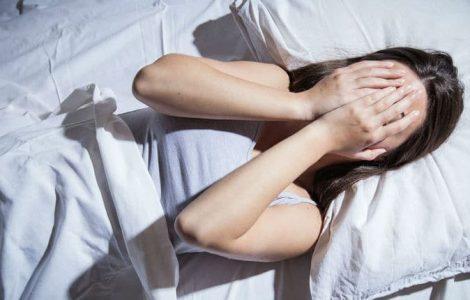 onrustig slapen