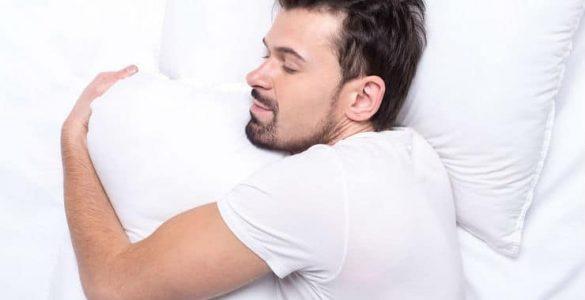 slaap schokken
