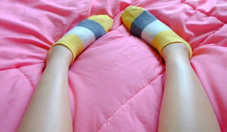 slapende benen