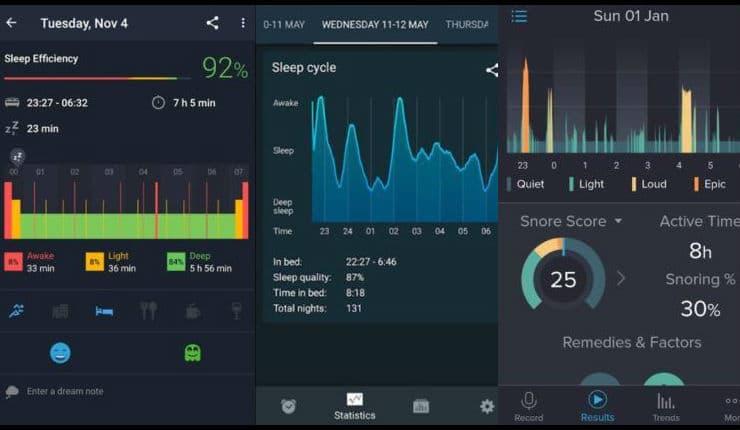 de 9 beste android slaap apps om beter te slapen editie 2018. Black Bedroom Furniture Sets. Home Design Ideas