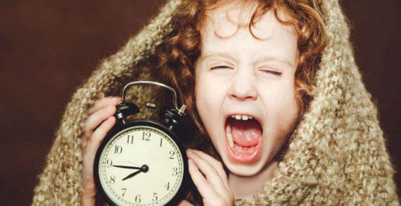 kind wil niet slapen