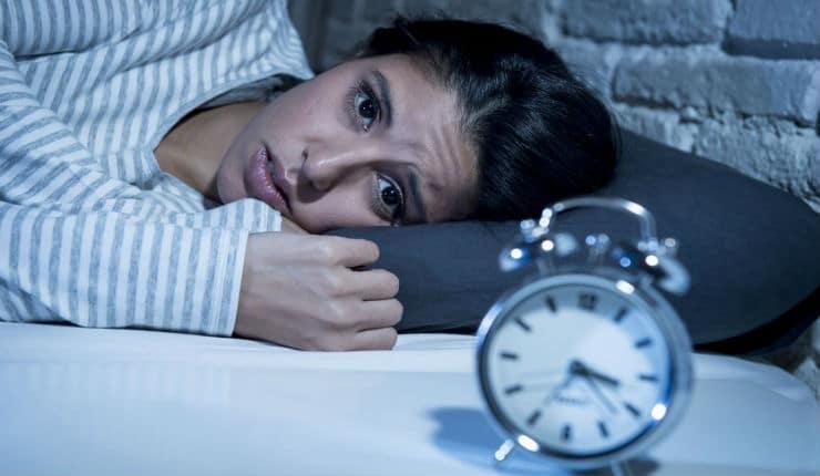 slapeloosheid test