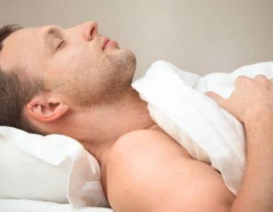 beter met of zonder kussen slapen