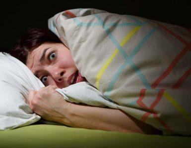 Nachtelijke paniekaanvallen en hyperventilatie tijdens slaap