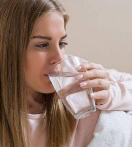 Wakker worden met droge mond