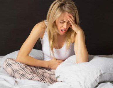 slecht slapen menstruatie