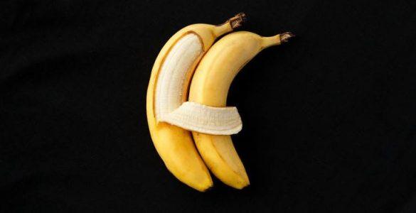 banaan voor slapen